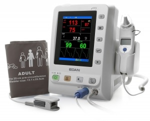 edan m3 vital signs monitor m3-ns