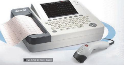 edan se1200 express basic ecg