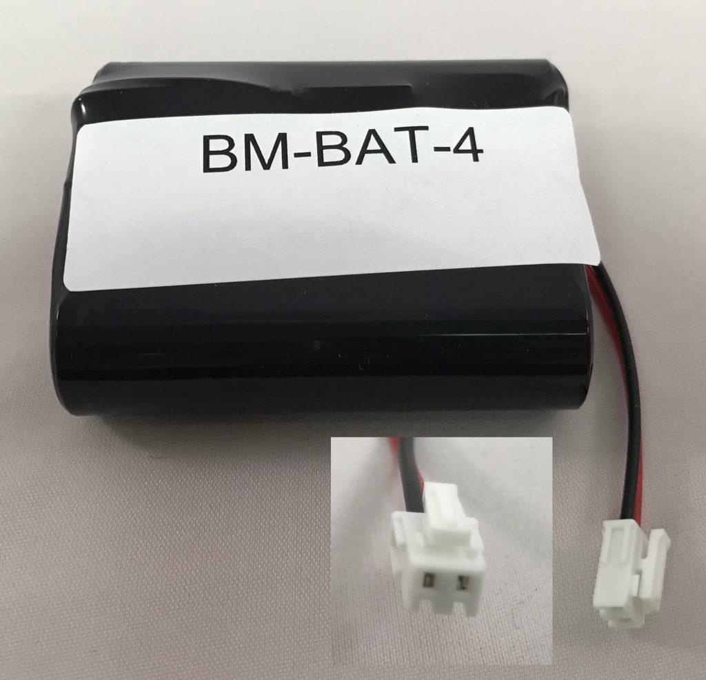 battery bionet bm4