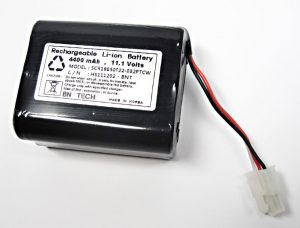 rechargeable battery cardioxp