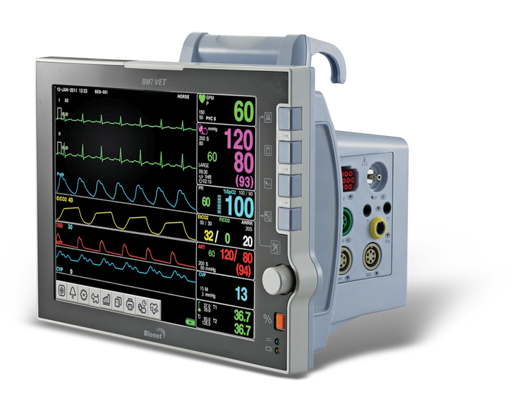 bm7 veterinary monitor