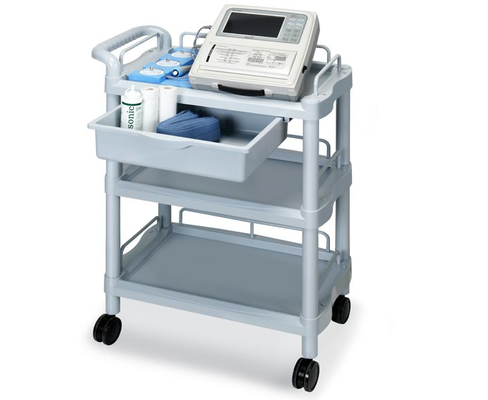 cart for fc1400 fetal monitor
