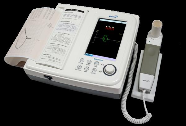 stand alone spirometer