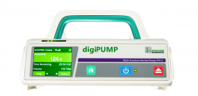digipump vet infusion pump