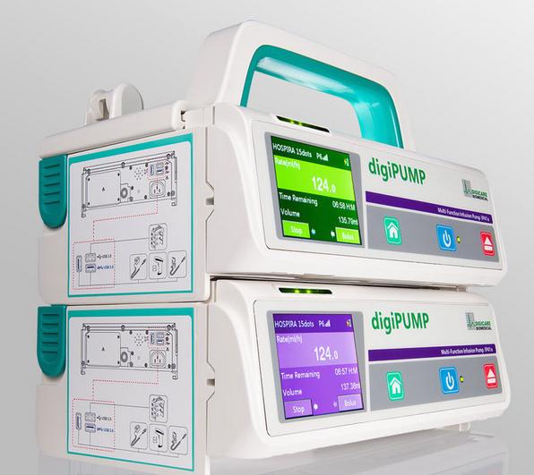vet infusion pumps